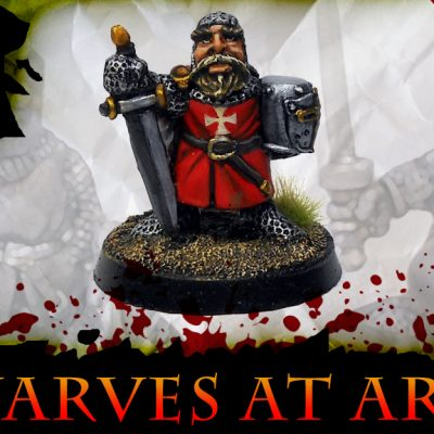 Dwarves At Arms