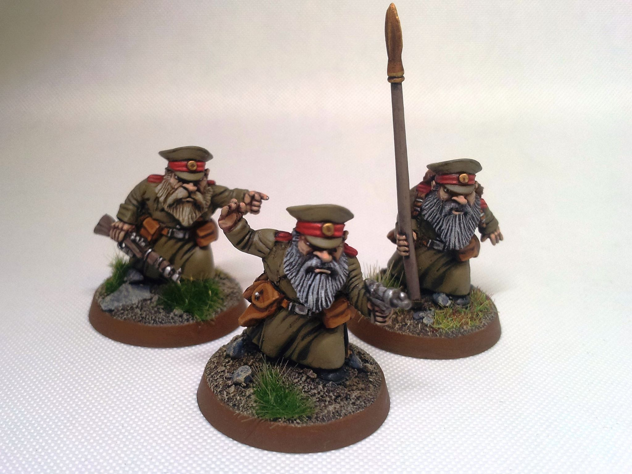 Weird War Dwarves (Russian)