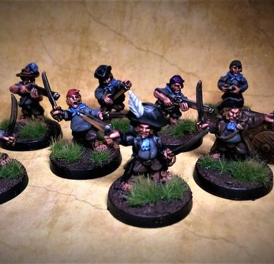 Pirate Halflings