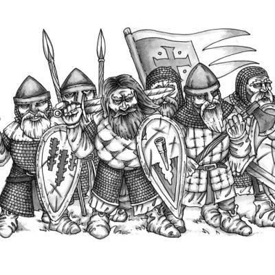 Norman Dwarves