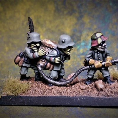 Weird War Goblins (German Empire)