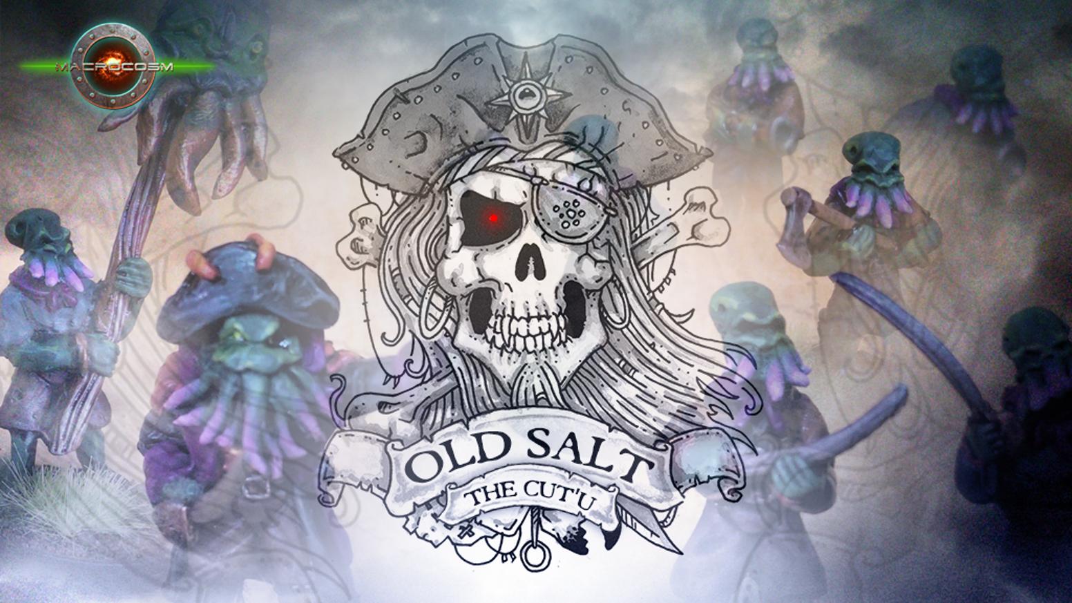 Old Salt Fantasy Pirate Ranges