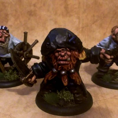 Pirate Ogres And Monsters