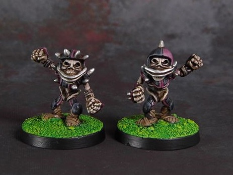 Undead Goblins Fantasy Football Team 28mm
