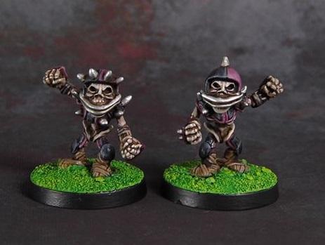 Undead Goblins Fantasy Football Team 28mm